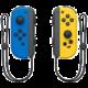Modrá, Motiv, Žlutá