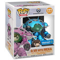 Funko POP! Overwatch - Meka with D.VA Driver