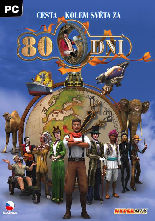 Cesta kolem světa za 80 dní - PC