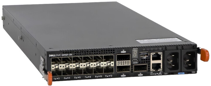 Dell Networking S4112F-ON, 1Y Basic