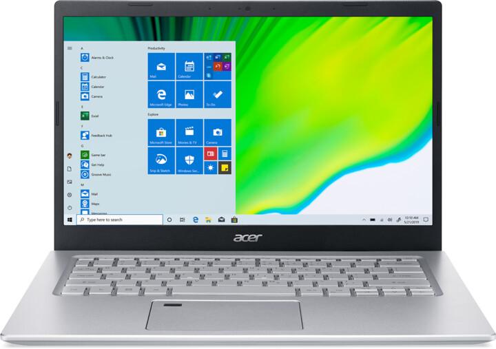 Acer Aspire 5 (A514-54-56DL), stříbrná