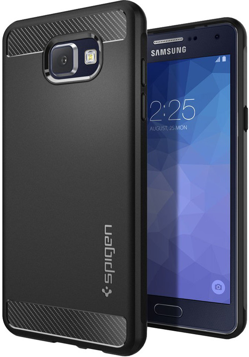 Spigen Rugged Armor pro Galaxy A5, černá