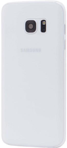 EPICO ultratenký plastový kryt pro Samsung Galaxy S7 TWIGGY MATT - transparentní bílá