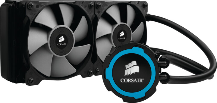 Corsair Hydro Series H105 Performance