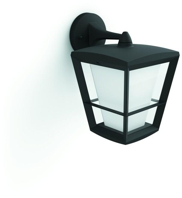 Philips venkovní svítidlo Hue Econic, LED, RGB, IP44, černá