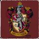 Podtácky Harry Potter - Gryffindor, 6ks
