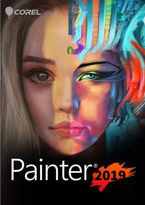 Corel Painter 2019 Education Licence (při nákupu 51-250 licencí)