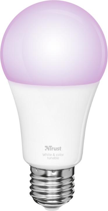 TRUST Zigbee RGB Tunable LED Bulb ZLED-RGB9
