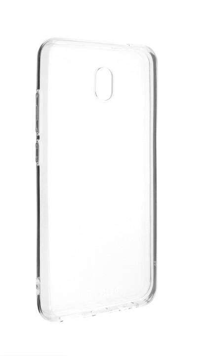 FIXED ultratenké TPU gelové pouzdro pro Xiaomi Redmi 8A, čiré