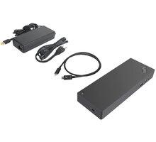 Lenovo dokovací stanice ThinkPad Thunderbolt 3 Workstation Dock Gen 2 - 40AN0135EU