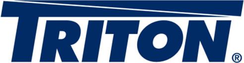 Triton dveře RAC-DB-A85-X1, pro stojanový rack 45U, 800mm, včetně kování
