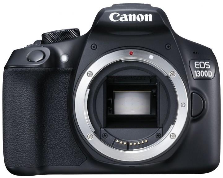 Canon EOS 1300D, tělo