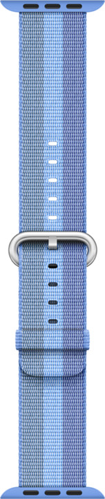 Apple watch náramek 38mm Tahoe Blue Woven Nylon