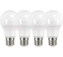 Emos LED žárovka Classic A60 10W E27, teplá bílá - 4ks - 1525733230