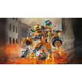 LEGO Marvel Super Heroes 76128 Boj s Molten Manem