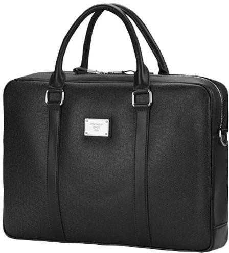 """CONTINENT taška na notebook CM-122/ 15-16"""", černá"""