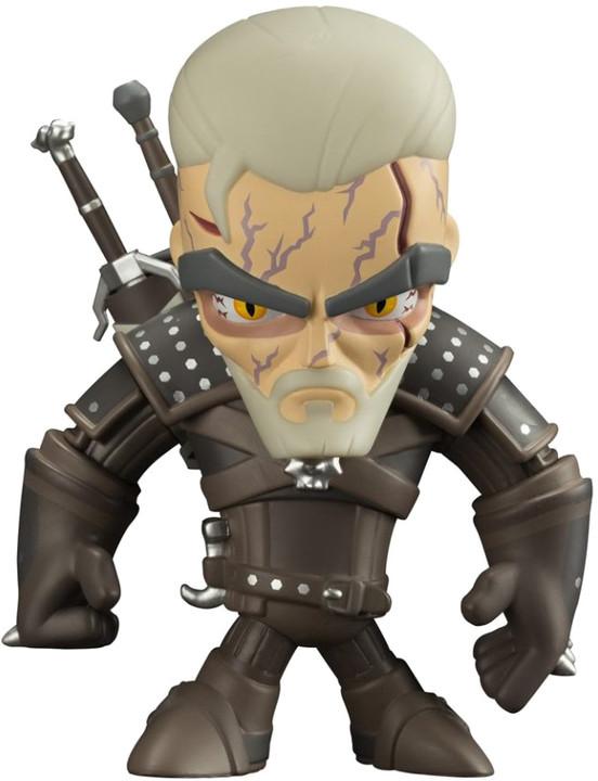 Figurka The Witcher - Geralt z Rivie - Řezník z Blavikenu (vinylová)