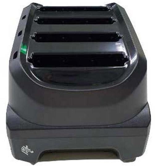 Zebra nabíjecí stanice pro TC21 a TC26, 4 sloty, bez adapterů
