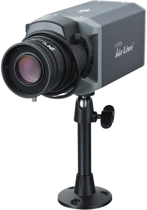 Airlive BC-5010, objektiv 8,5-50mm