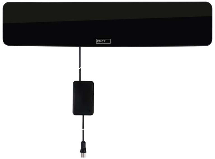 Emos EM-HDC3, 0–25 km DVB-T2, pokojová