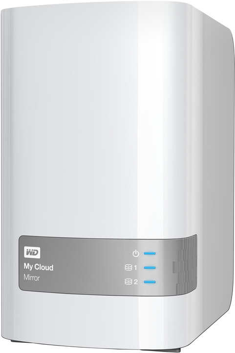 WD My Cloud Mirror 4TB (Gen 2)
