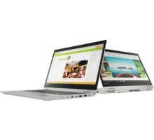 Lenovo ThinkPad Yoga 370, stříbrná