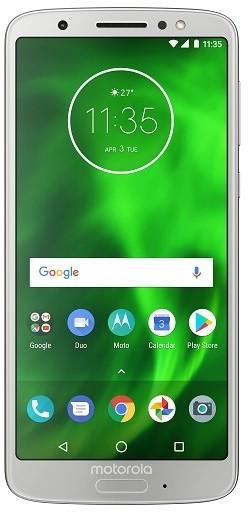 Motorola Moto G6, 32G, Silver