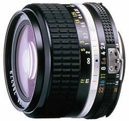 Nikon objektiv Nikkor 24MM F2.8 A