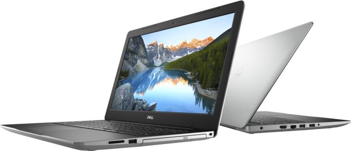 Dell Inspiron 15 (3580), stříbrná