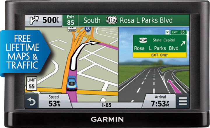 GARMIN Nüvi 67T Lifetime Europe