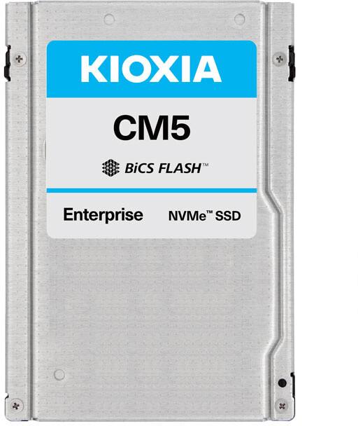 """KIOXIA KCM51VUG6T40, 2,5"""" - 6,4TB"""