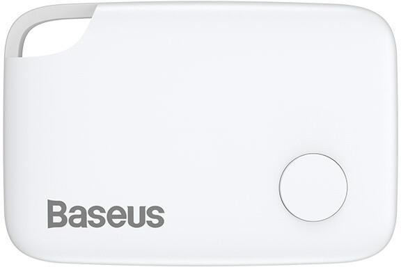 Baseus lokátor na klíče Intelligent T2, bílá