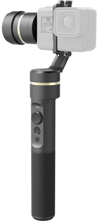 Feiyu Tech G5 ruční stabilizátor, 3 osy, joystick, pro GoPro Hero5/4/3+/3 a kamery podobných rozměrů