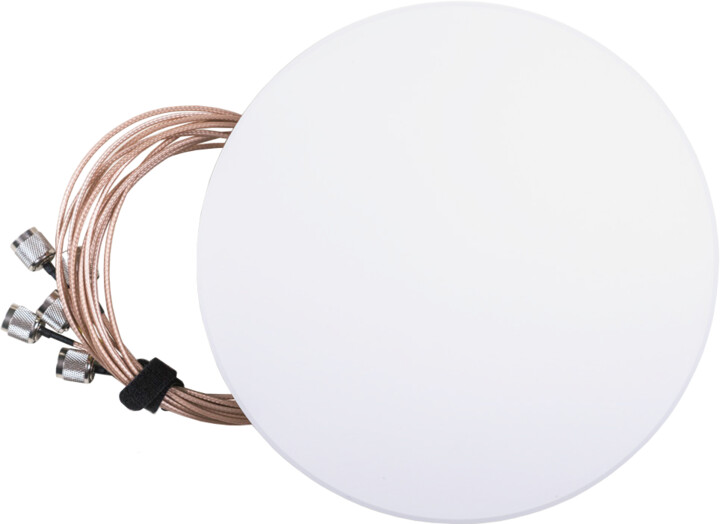 Cisco Meraki MR Dual-Band, 3,7dBI, RP-TNC pro MR42E, bílá
