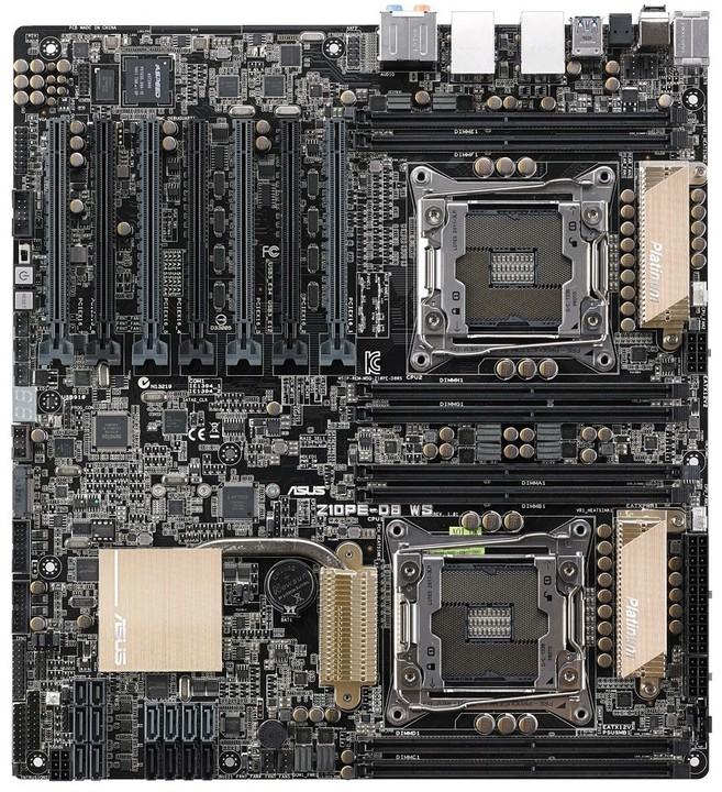 ASUS Z10PE-D8 WS - Intel C612