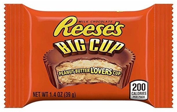 Reese's Big Cup Peanut Butter 39 g