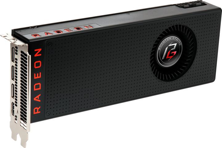 ASRock Phantom Gaming X Radeon RX VEGA 56 8G, 8GB HBM2