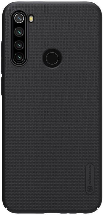 Nillkin Super Frosted zadní kryt pro Xiaomi Redmi Note 8T, černá