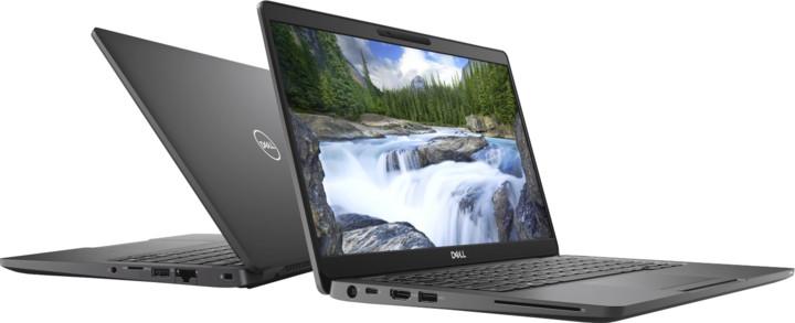Dell Latitude 13 (5300), černá