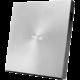 ASUS SDRW-08U9M-U (USB Type-C/A), stříbrná  + Bitdefender Internet Security, 1PC ,12 měsíců + Voucher až na 3 měsíce HBO GO jako dárek (max 1 ks na objednávku)