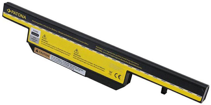 Patona baterie pro CLEVO B7110 4400mAh Li-Ion 11,1V