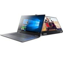 Lenovo Yoga 720-15IKB, šedá 80X70047CK