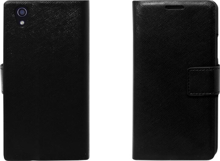Lenovo Smartphone P70 Flip Case černá