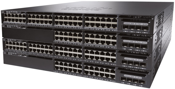 Cisco Catalyst C3650-48PQ-S