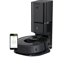 iRobot Roomba i7+ (black 7558) - i755840