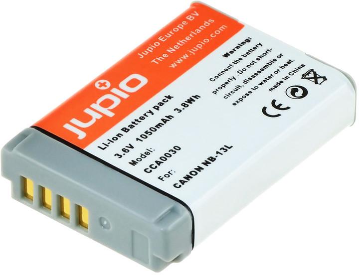 Jupio NB-13L akumulátor pro Canon
