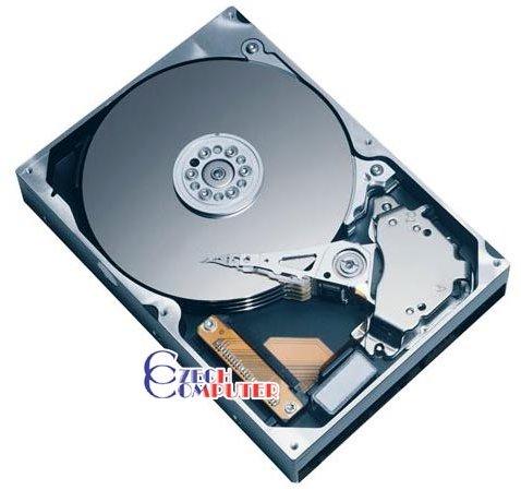 Hitachi Deskstar T7K500 HDT725050VLA360 - 500GB SATA II