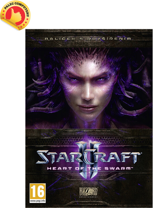 StarCraft II - Heart of the Swarm (PC)
