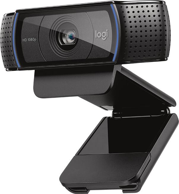 Logitech Webcam C920, černá