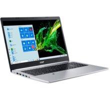 Acer Aspire 5 (A515-55G-79Y9), stříbrná - NX.HZHEC.003 + Ponožky CZC.Gaming Shapeshifter, 39-41, černé/červené - v hodnotě 199 Kč